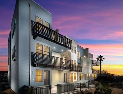1561 Vista Del Mar Way UNIT 4, Oceanside, CA 92054 - MLS#: 180043738