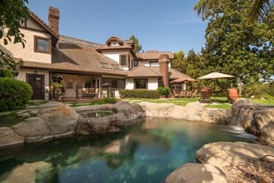 6085 Calle Camposeco, Rancho Santa Fe, CA 92067 - MLS#: 180043768