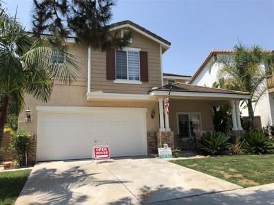 1358 Silver Springs Drive, Chula Vista, CA 91915 - MLS#: 180043914
