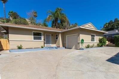 5826 Nagel St, La Mesa, CA 91942 - MLS#: 180043925