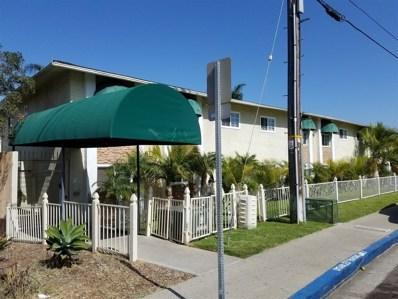 2219 Burroughs Street UNIT 12, San Diego, CA 92111 - MLS#: 180043951
