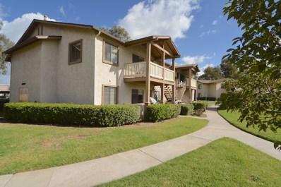 1423 Graves Ave UNIT 209, El Cajon, CA 92021 - MLS#: 180043967