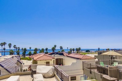 717 Asbury Court UNIT A, San Diego, CA 92109 - MLS#: 180043982