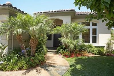 7424 Melodia Terrace, Carlsbad, CA 92011 - MLS#: 180044034