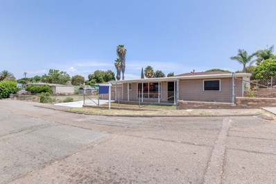 7808 Palm St, Lemon Grove, CA 91945 - MLS#: 180044077