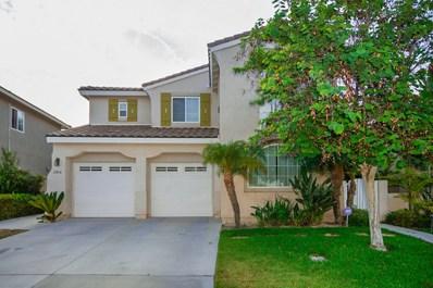 2864 Red Rock Canyon Rd, Chula Vista, CA 91915 - MLS#: 180044111