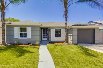 4680 Norma Dr, San Diego, CA 92115 - MLS#: 180044127