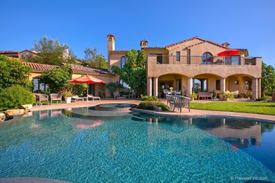 7756 Camino De Arriba, Rancho Santa Fe, CA 92067 - MLS#: 180044129