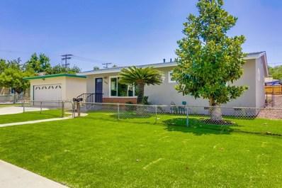 1151 E 3rd Ave, Escondido, CA 92025 - MLS#: 180044160