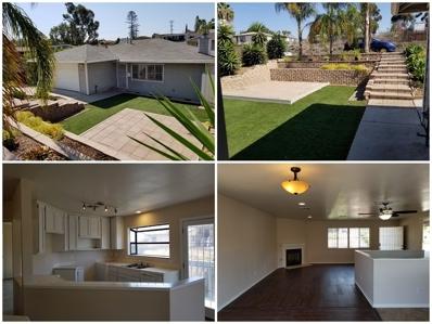 5437 Churchward St, San Diego, CA 92114 - MLS#: 180044267