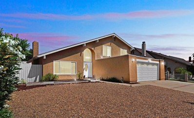 615 Alveda Ave, El Cajon, CA 92019 - MLS#: 180044320