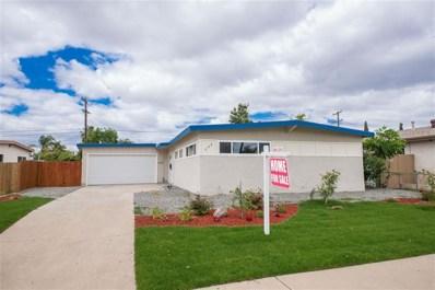 692 Valley Village Dr, El Cajon, CA 92021 - MLS#: 180044332