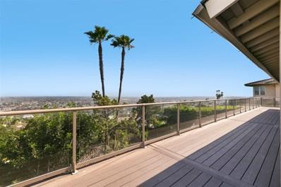 5806 Ridgemoor Dr, San Diego, CA 92120 - #: 180044454