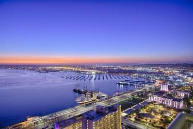 1205 Pacific Hwy UNIT 3501, San Diego, CA 92101 - MLS#: 180044474