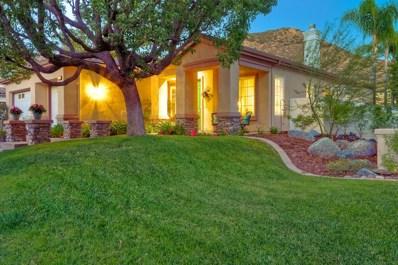 2414 Old Ranch Rd, Escondido, CA 92027 - MLS#: 180044475