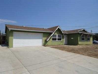 597 Mulgrew St, El Cajon, CA 92019 - MLS#: 180044550
