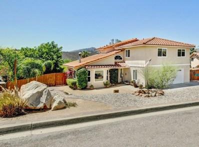24825 Cantara Way, Ramona, CA 92065 - MLS#: 180044567