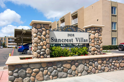 3030 Suncrest Dr UNIT 214, San Diego, CA 92116 - MLS#: 180044570
