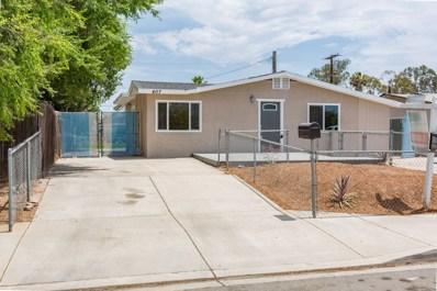 407 W 7Th Ave, Escondido, CA 92025 - MLS#: 180044619