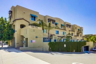 7705 El Cajon Blvd UNIT 6, La Mesa, CA 91942 - MLS#: 180044627