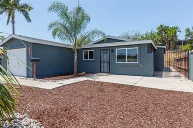 1164 Kostner Drive, San Diego, CA 92154 - MLS#: 180044657