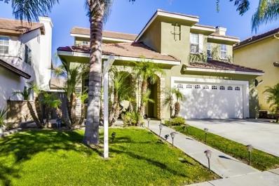 1363 Sutter Buttes, Chula Vista, CA 91913 - MLS#: 180044660