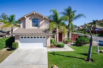 1597 Berkshire Ct, San Marcos, CA 92069 - MLS#: 180044666
