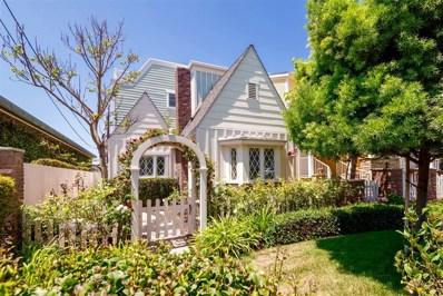 7714 Ivanhoe Ave, La Jolla, CA 92037 - MLS#: 180044747