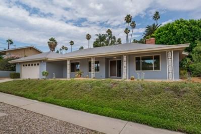 5685 Urban Drive, La Mesa, CA 91942 - MLS#: 180044772