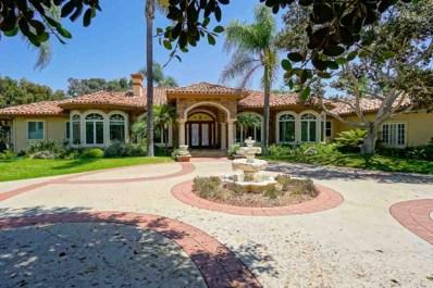 6415 Primero Izquierdo, Rancho Santa Fe, CA 92067 - MLS#: 180044774