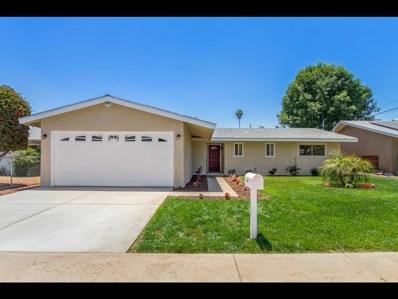 939 Erica St, Escondido, CA 92027 - MLS#: 180044801