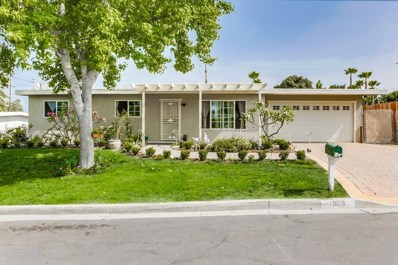1329 Bluegrass, Vista, CA 92083 - MLS#: 180044819