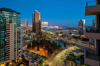 550 Front Street UNIT 1603, San Diego, CA 92101 - MLS#: 180044824