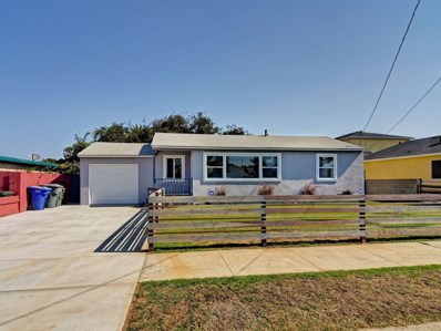 724 Grove Avenue, Imperial Beach, CA 91932 - MLS#: 180044842