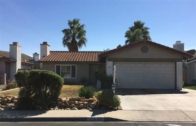 7665 Adkins, Mira Mesa, CA 92126 - MLS#: 180044857