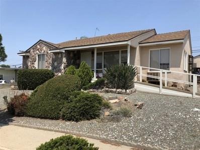 5722 Waring Road, San Diego, CA 92120 - MLS#: 180044868