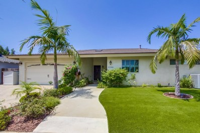 4346 Charger Blvd, San Diego, CA 92117 - MLS#: 180044906