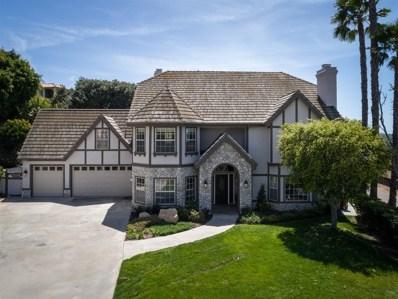 2221 Highview Trl, Vista, CA 92084 - MLS#: 180045025