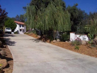2050 Via Del Torrie, alpine, CA 91901 - MLS#: 180045080
