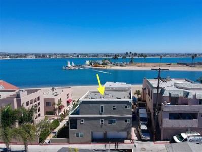 833 Rockaway Ct, San Diego, CA 92109 - MLS#: 180045087