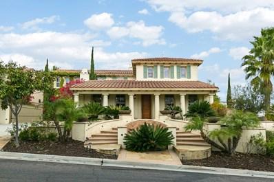7368 Rancho Catalina, San Diego, CA 92127 - MLS#: 180045097