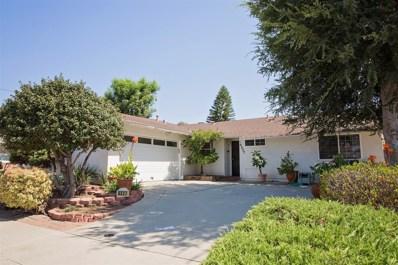 6327 Lake Ariana Ave., San Diego, CA 92119 - #: 180045109