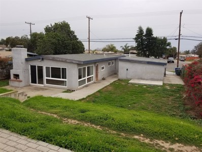 949 Monserate Ave, Chula Vista, CA 91911 - MLS#: 180045122