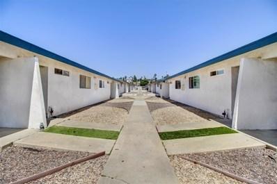 477 Blackshaw Lane UNIT 21U, San Ysidro, CA 92173 - MLS#: 180045130