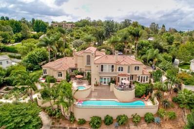 6039 Calle Camposeco, Rancho Santa Fe, CA 92067 - MLS#: 180045150