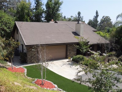 1704 The Woods Drive, El Cajon, CA 92019 - MLS#: 180045193