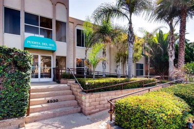 4930 Del Mar Avenue UNIT 201, San Diego, CA 92107 - MLS#: 180045200