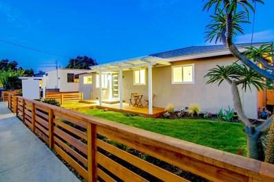 1763 Pentuckett Ave, San Diego, CA 92104 - MLS#: 180045266