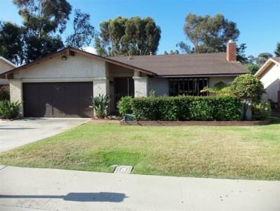 1321 Rock Springs Road, San Marcos, CA 92069 - MLS#: 180045297