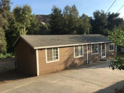 828 Harbison Canyon Rd, El Cajon, CA 92019 - MLS#: 180045307